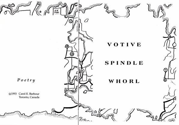 Votive Spindle Whorl - Frontispiece