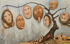 Genealogy #1 by Carol Barbour