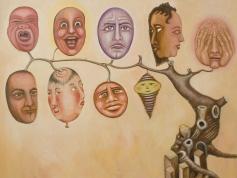 Genealogy #2 by Carol Barbour