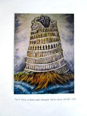 Tower of Babel in Running...