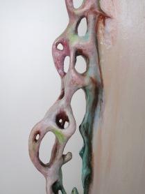 Altarpiece (detail) by Carol Barbour