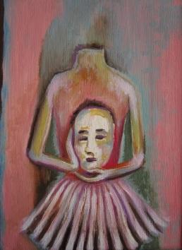 Cephalic Portrait by Carol Barbour