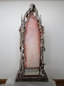 Altarpiece # 1 by Carol Barbour