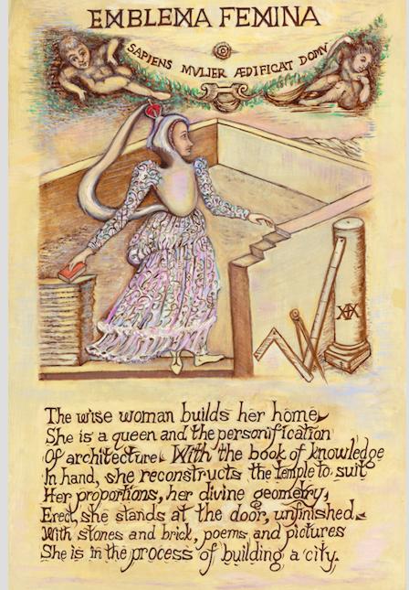 Emblema Femina